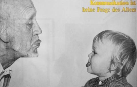 Kommunikation ist keine Frage des Alters